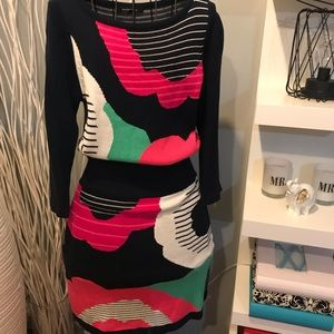 Nanette Lepore sweater dress